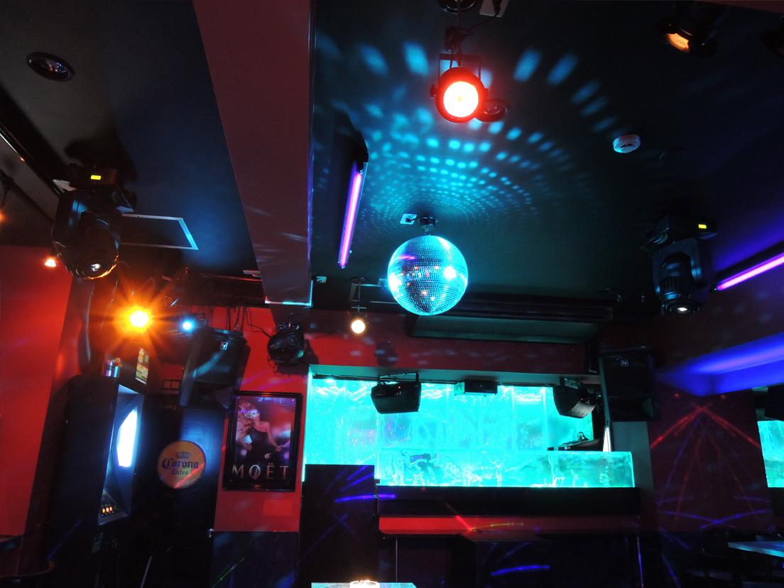 Odeon Bar-Tokyo Japan-Dj Jounce