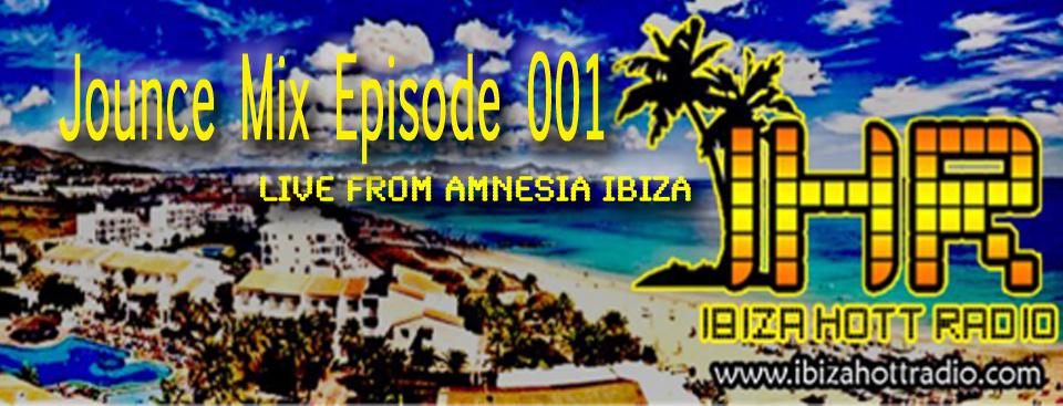 Ibiza Hott Radio Banner